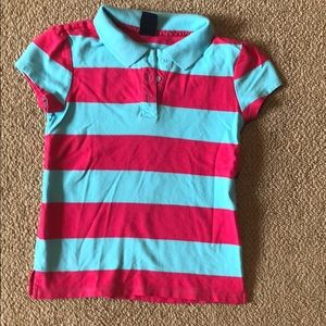 Gap Girls Golf Shirt